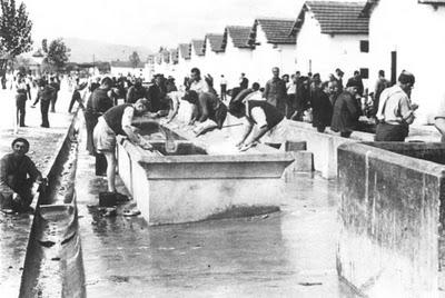 Con ánimo de ofender: domingueros en el campo de concentración